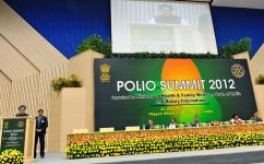 India becomes Polio free