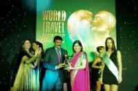 India shines at the World Travel Awards
